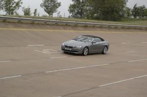 BMW 640i SE convertible