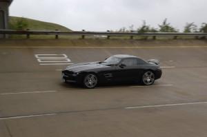 Merc SLS AMG