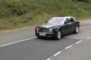 This IS Rolls Royce Electric